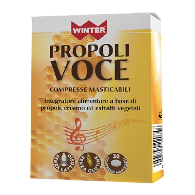 Winter Propoli Voce 30 Cpr